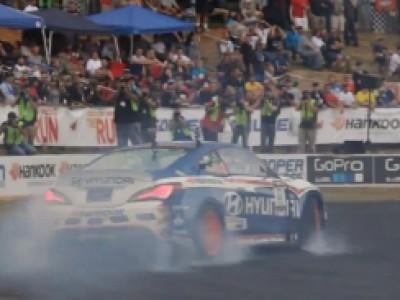 Formula Drift 2012 avec Hyundai - Road Atlanta