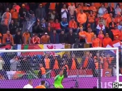 Pays-Bas - Angleterre : les buts et meilleures actions du match !