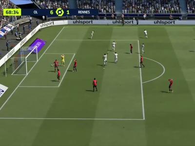 OL - Stade Rennais : notre simulation FIFA 21 (28ème journée de Ligue 1)