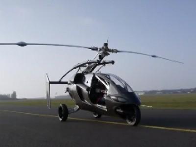 PAL-V : la voiture volante