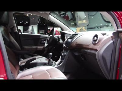 Chevrolet Trax - Mondial 2012