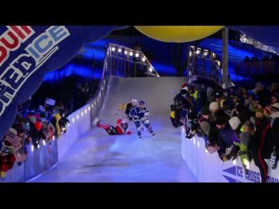 Red Bull Crashed Ice : les plus belles chutes