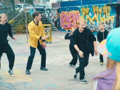 Vidéos : Rørstad - Cray Crazy