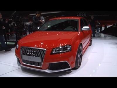 Genève 2011 : Audi RS3