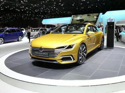 Genève 2015 | Volkswagen Sport Coupé GTE