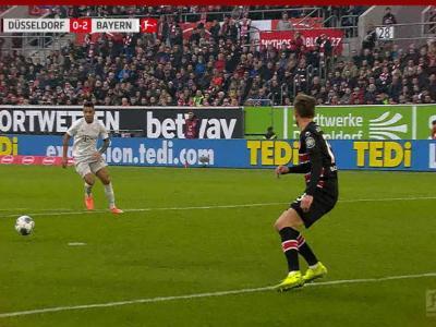 Bundesliga - Les plus beaux buts de Corentin Tolisso