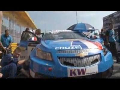 1er titre mondial pour Chevrolet en WTCC