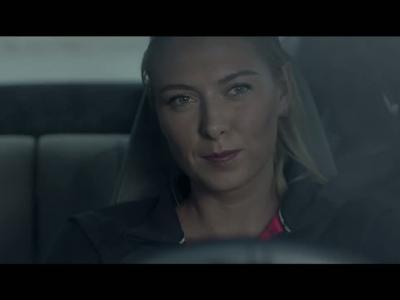 Porsche 911 Turbo S: Maria Sharapova nous en dit que du bien