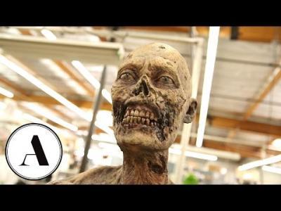Walking Dead et ses zombies