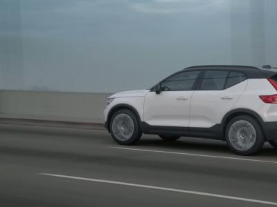 Volvo XC40 : attirer l'attention