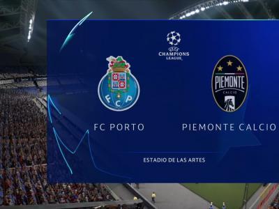FC Porto - Juventus : notre simulation FIFA 21 (8ème de finale aller de Ligue des Champions)