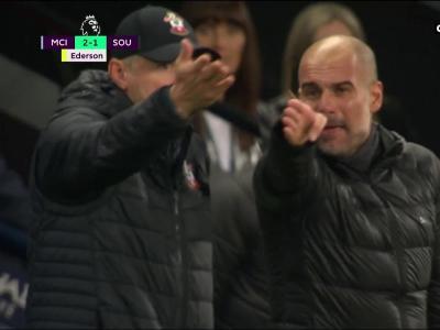 Manchester City-Southampton : la victoire des Citizens en vidéo