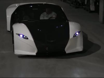 Dubuc Tomahawk: la supercar électrique qui a besoin de votre aide