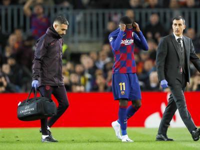 FC Barcelone : quel joker médical pour remplacer Ousmane Dembélé ?