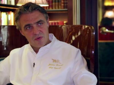 Gastron'homme [S08E02] Jérôme Banctel à La Réserve
