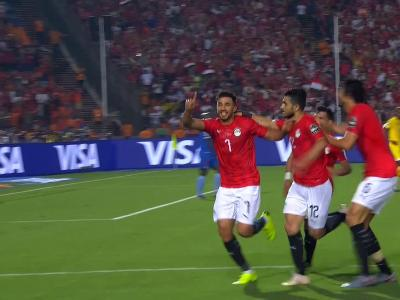 CAN 2019 : Le premier but de la compétition signé Trezeguet