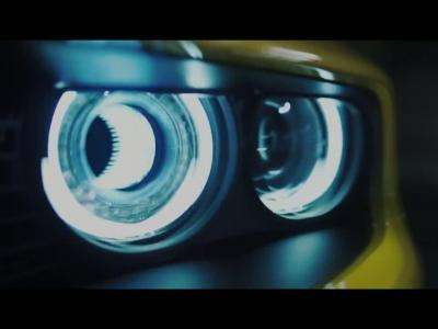 Pennzoil revisite l'Exorciste avec la Dodge Challenger SRT Demon