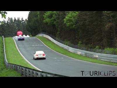 Les 24 Heures du Nürburgring comme si vous y étiez