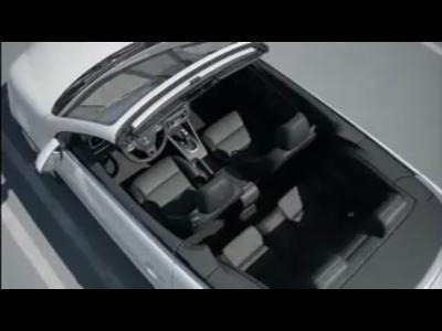 Los Angeles 2010 : Volkswagen Eos restylée
