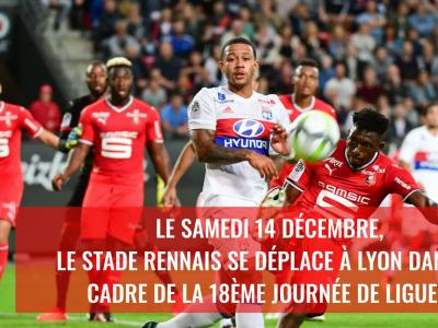 Lyon - Rennes : le bilan des Bretons dans la capitale des Gaules