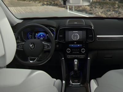 Renault Koleos restylé : la vidéo de présentation