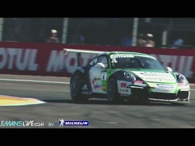 24H du Mans 2014 #6 - Porsche Carrera Cup