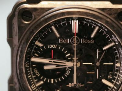 Baselworld 2015 | Bell & Ross