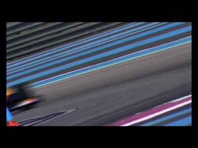 Au volant d'une Formule 1