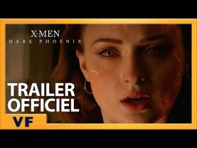 X-Men : Dark Phoenix : la nouvelle bande-annonce