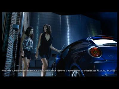 Campagne Alfa MiTo avec Bob Sinclar