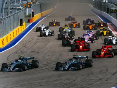 Grand Prix de Russie de F1 : qui montera sur le podium ?