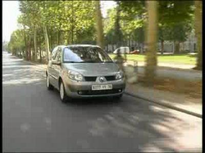 Essai Renault Scénic II