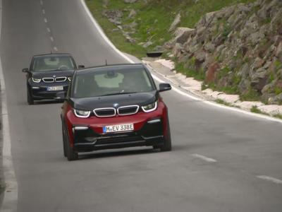BMW i3 et i3s: citadine, premium, électrique et sportive