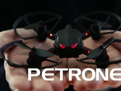 ByRobot DroneFighters : présentation du drone Petrone de PNJ Cam