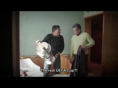 Toucher la Coupe de La Ligue des Champions