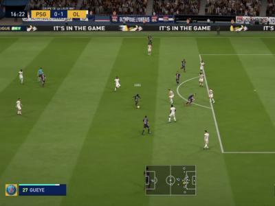 PSG - OL sur FIFA 20 : résumé et buts (finale de la Coupe de la Ligue)