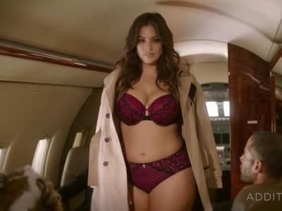 Ashley Graham LIngerie été 2016