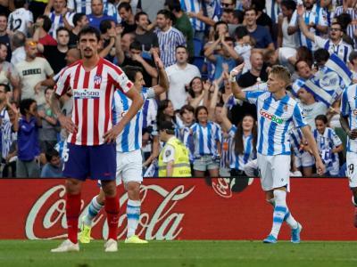 Real Sociedad - Atlético Madrid : le résumé et les buts de la rencontre