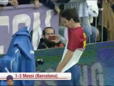 Real - Barca, 2-6 le 2 mai 2009
