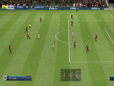 FC Metz - Angers SCO sur FIFA 20 : résumé et buts (L1 - 38e journée)