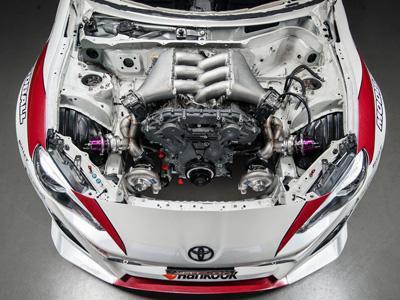 Une Toyota GT86 à cœur de GT-R? Oui c'est possible !