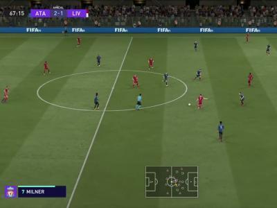 Atalanta - Liverpool : notre simulation FIFA 21 (3ème journée - Ligue des Champions)
