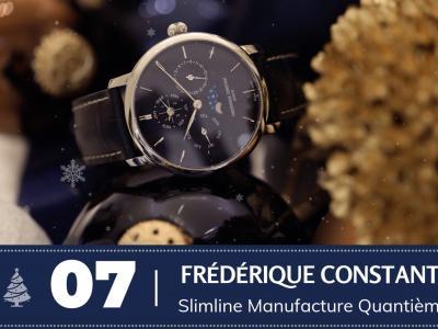 #7 Frédérique Constant Slimline Manufacture Quantième Perpétuel