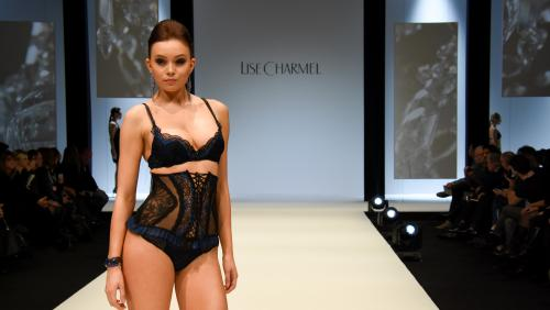 Lise Charmel Fashion Show 2017