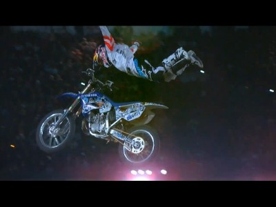 Red Bull X-Fighters Mexico : Retour sur le triomphe de Tom Pagès !