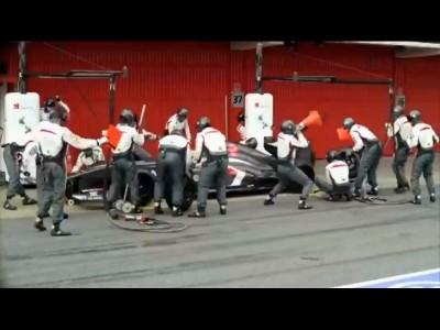 Le Harlem Shake de la Formule 1
