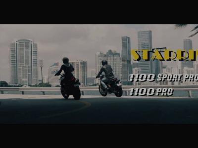 Scrambler 1100 Pro & 1100 Sport Pro (vidéo officielle)