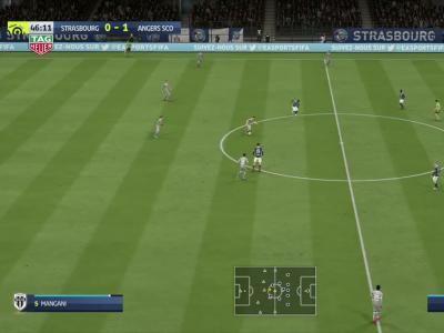 RC Strasbourg - Angers SCO : notre simulation FIFA 20 (L1 - 31e journée)