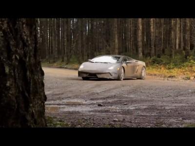 Lamborghini bientôt en WRC ?