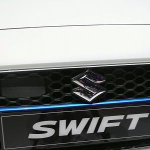 Genève 2017 : Suzuki Swift